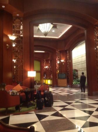 Sheraton Imperial Kuala Lumpur Hotel: Shearton Imperial lobby
