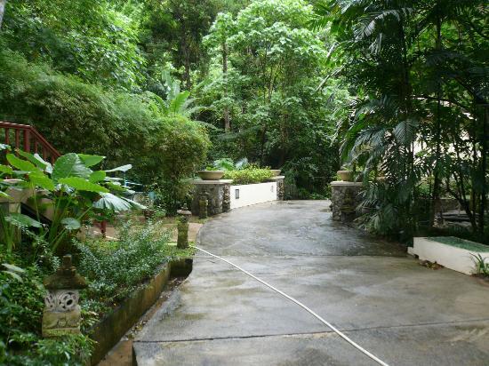 อความารีน รีสอร์ท แอนด์ วิลล่า: Views from around the Resort