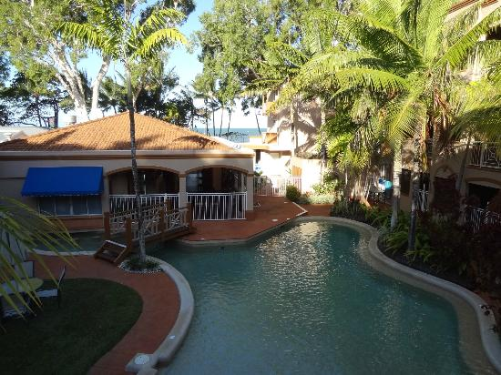 Alassio Palm Cove: great location