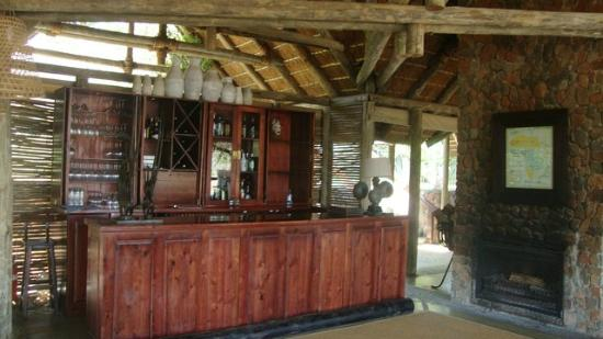 Thornybush Game Lodge: Bar