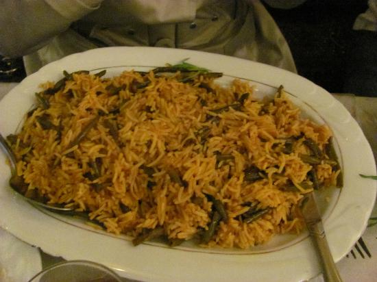Mahdi : Massive amounts of rice