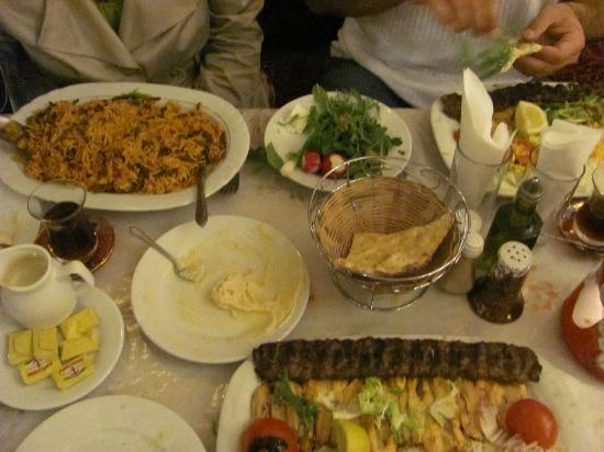 Mahdi : A full table