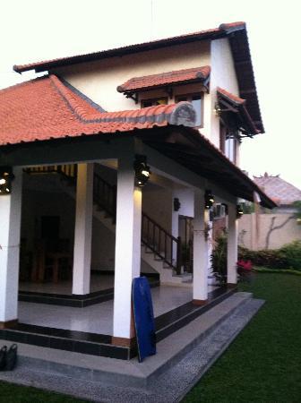 Puri Rama Homestay: outside
