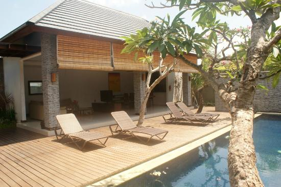 The Wolas Villas & Spa: our villa 1