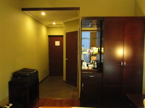 The Metroplace Hotels: the room from the windows