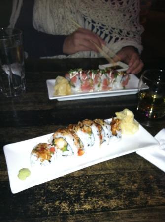 Go Fish: Sushi from the sushi bar