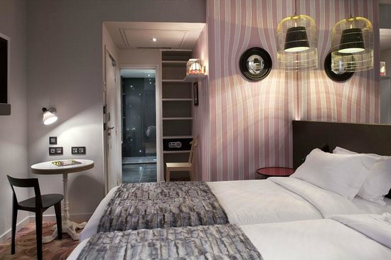 Hotel Georgette : Chambre superieure/Superior room