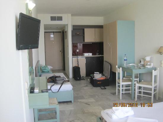 Hotel Theo : room