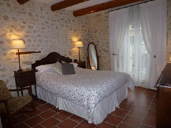 Pomerols, צרפת: Muscat Chambre