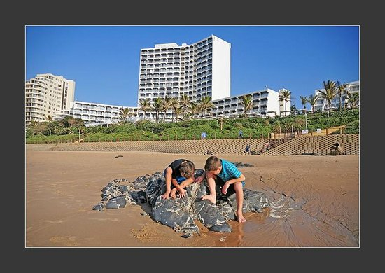 uMhlanga Sands Resort: Beach View