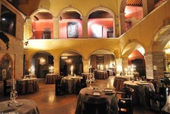 Restaurent Romantique Lyon