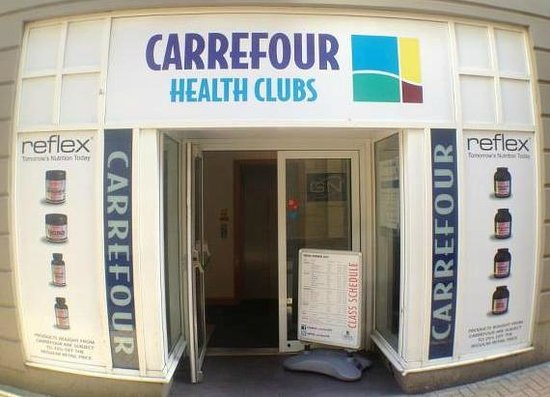 ‪Carrefour Health Club‬