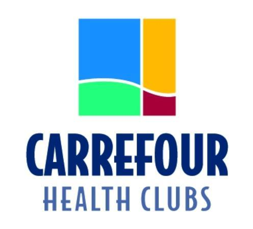 Carrefour Health Club: Carrefour Logo