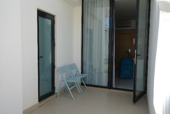 Memmo Baleeira Hotel: balcony
