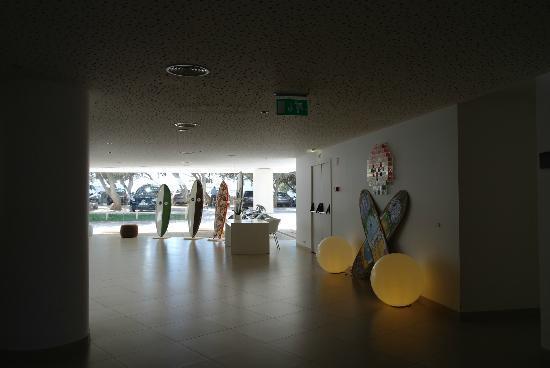 Memmo Baleeira Hotel: lobby