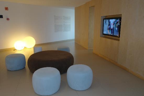 Memmo Baleeira Hotel: lounge
