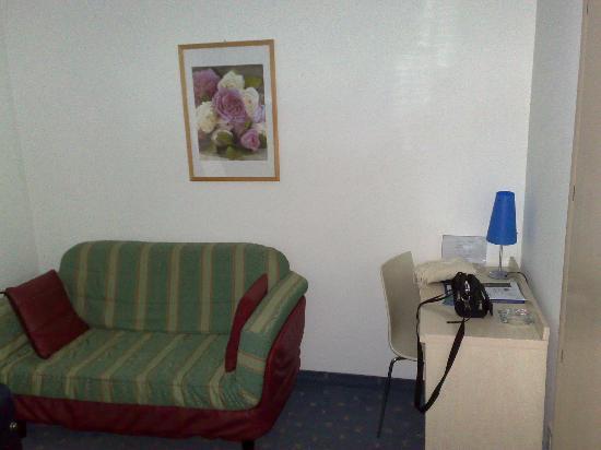Hotel Erika: room