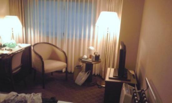Sendai Kokusai Hotel : シングルルーム