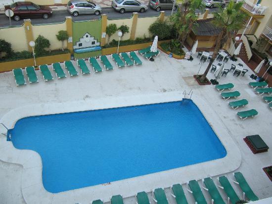 Ecuador Park Apartments: view from room 503