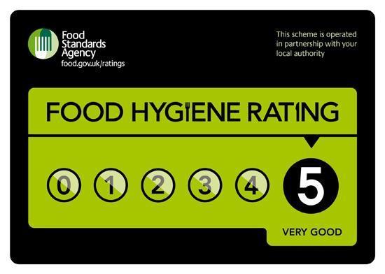 Shoreline: Hygene rating