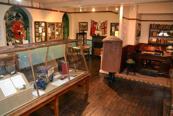 Dad's Army Museum: A sneaky look in the Church Hall