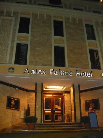 BEST WESTERN Antea Palace Hotel & Spa: Antea