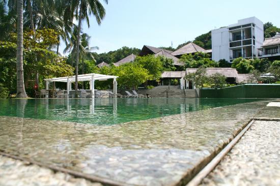 ตูริ บีช รีสอร์ท: Pool area