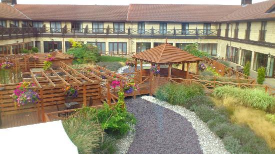 Centre Court Hotel Basingstoke Spa