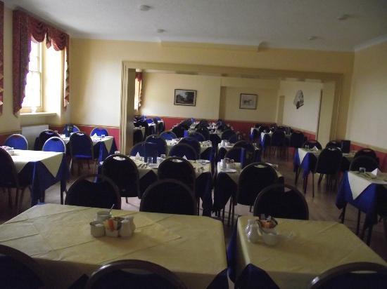 The Berkeley Hotel: Dining room