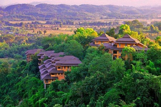 Katiliya Mountain Resort & Spa: Resort Over view