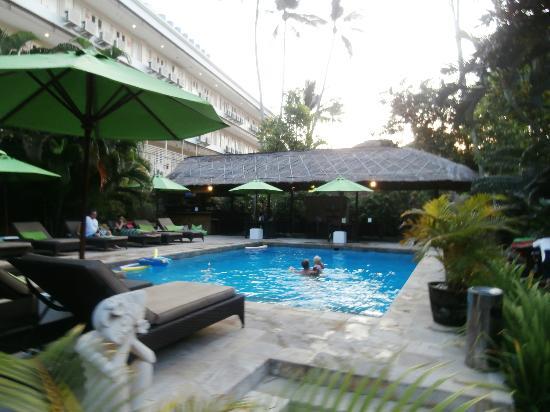 Villa Coco: Hotel Pool