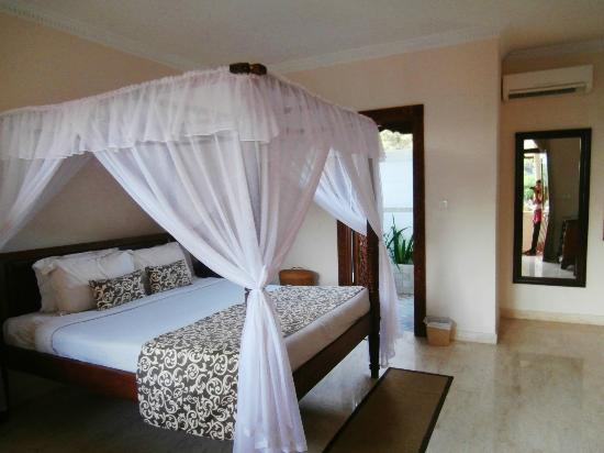Villa Coco: The smallest bedroom!