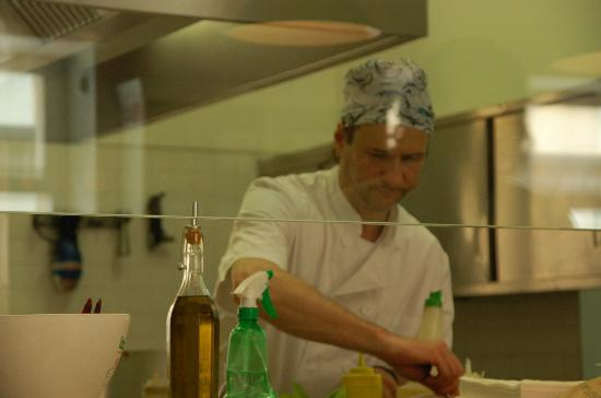 Lattughino : Chef Paolo