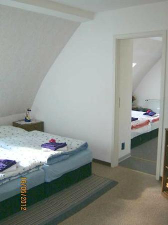 Hotel Landhaus Nassau: Apartment Teilansicht