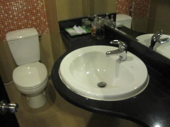 DMZ Hotel : The toilette