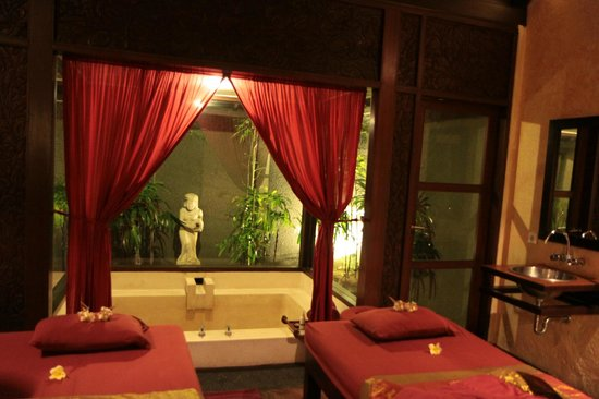 The Spa at The Ulin Villas