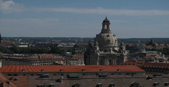 Hotel Landhaus Nassau: Ausflugsziel Dresden