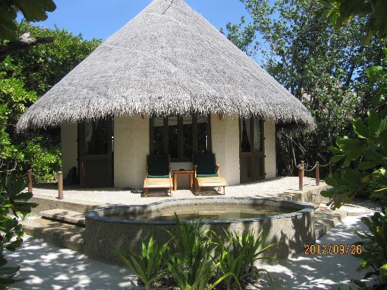 Coco Palm Dhuni Kolhu: Deluxe beach villa 77