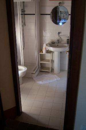 Palazzo Fani Mignanelli: bagno - bathroom