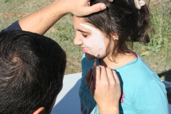 Camping Ribera del Chanza: Talleres lúdicos para niños