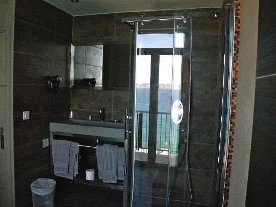 Hotel Richelieu: SdB Confort mer