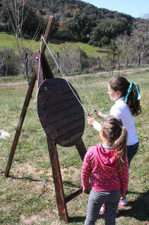 Camping Ribera del Chanza: Juegos tradicionales para niños y adultos