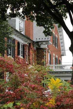 Mercersburg Inn: A Beauty in Autumn
