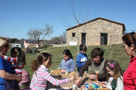 Camping Ribera del Chanza: Actividades para niños, talleres lúdicos y participativos
