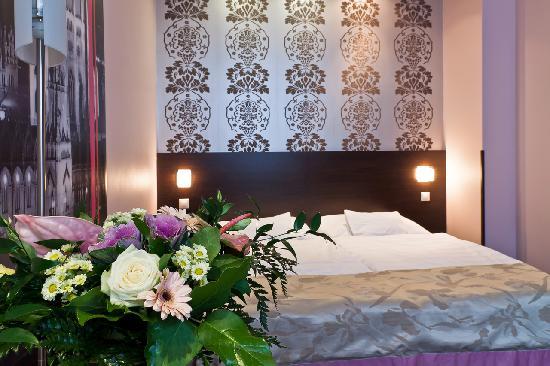 Carat Boutique Hotel - Guest room