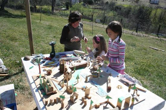 Camping Ribera del Chanza: Actividades para niños