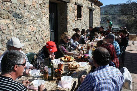 Camping Ribera del Chanza: Actividades para adultos y degustaciones serranas
