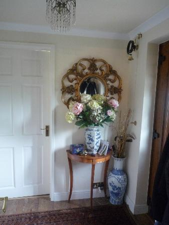 Smithfield Place Bed & Breakfast: entrance hall