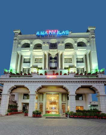 Photo of Hotel Amar Vilas Indore