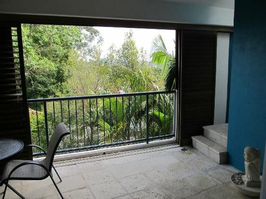 Noosa Blue Resort: Balcony